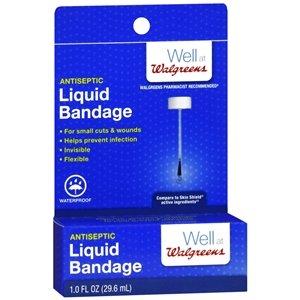 Walgreens Liquid Bandage, 1 oz