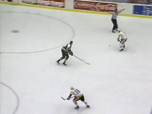 May 17, 1991: Minnesota North Stars vs. Pittsburgh Penguins - Stanley Cup Final Game (Mario Lemieux Nhl)