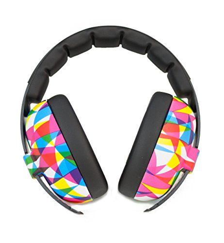 earBanZ Infant Hearing Protection Print product image