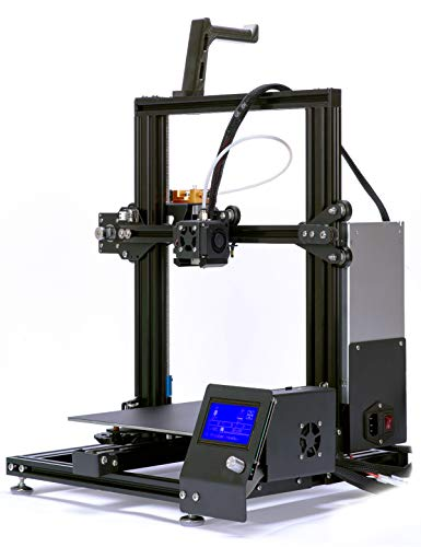 ADIMLab Gantry-S 3D Printer 32bit Main Board 230X230X260 Build Size with Resume Printing Function Filament Detector 24V15A Power Metal Extruder Modifiable to Upgrade to Auto Leveling and WiFi Enablin