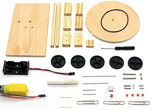 Justdodo Bricolaje eléctrico Plotter Dibujo del Robot Kit de ...