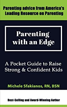 Parenting with an Edge by [Sfakianos, Michele]