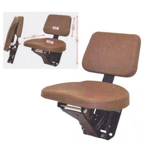 Side Kick Seat Vinyl Brown John Deere 7520 7810 7800 7610 7410 7710 7210 7600 7510 6110 6500 6210 6310 6410 6400 6300 6200 6420 6405 6605 7420 7220 7320 7230 6430 6230 7130 6330 7330 7430 7530 (Inner Kick Panel)