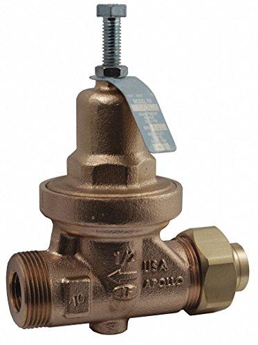 Water Pressure Reducing Valve, 1-1/4 in.
