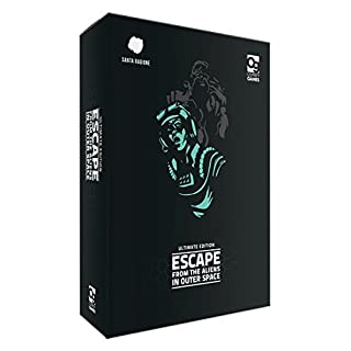 Osprey Escape from The Aliens in Outer Space: Ultimate Edition