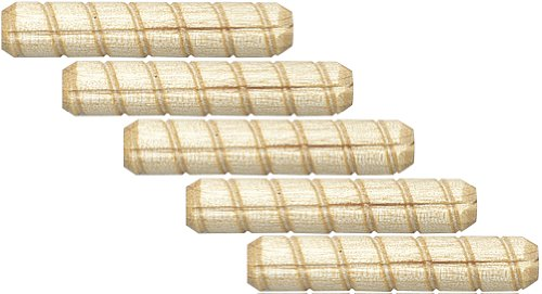 (Platte River 163658, Wood Specialties, Pins & Plugs, 1/2