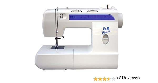 E&R Classic KP883 - Máquina de Coser: Amazon.es: Hogar