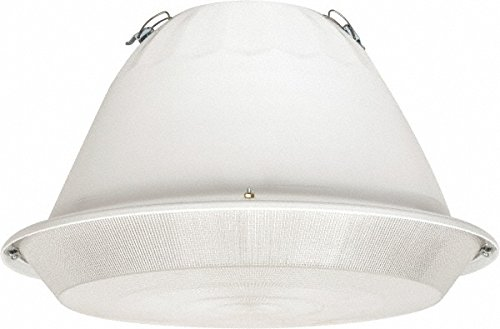 - Cooper Lighting - 22 Inch Wide x 26 Inch High, Open Fixture Reflector - Translucent, Acrylic, for Use with Low Bay Lights