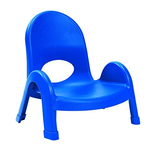 Angeles Value Stack Chair in Royal Blue