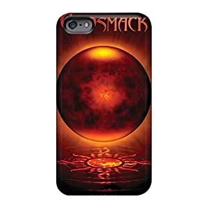Best Cell-phone Hard Covers For Iphone 6 With Custom Fashion Godsmack Band Skin EricHowe