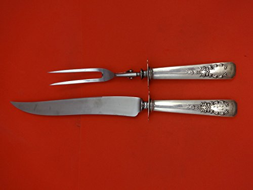 Madam Jumel by Whiting Sterling Roast Carving Set 2 Piece