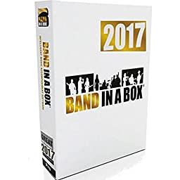 Band in a Box Pro 2017 for Windows