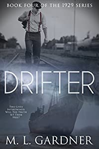 Drifter by M.L. Gardner ebook deal