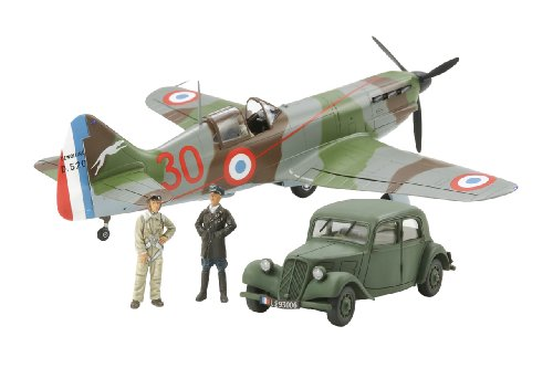 Tamiya 300061109 WWII Dewoitine D.520 French Ass and for sale  Delivered anywhere in USA