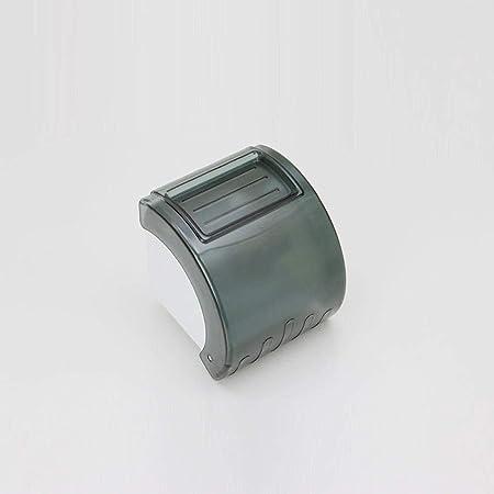 Soporte de papel higiénico Caja De Pañuelos De Plástico ...