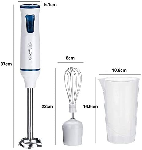 3-in-1 1000w mixeur électrique à main électrique à 2 vitesses en acier inoxydable de fruits et légumes mélangeur de jus de fruits Smoothie Egg mélangeur mélangeur à Egg SKYJIE
