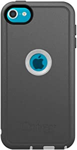 OtterBox Defender Series Case for iPod Touch (5/6/7 Gen) - Non-Retail Packaging - Glacier