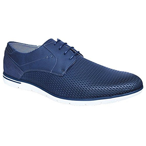 Xelay ,  Herren Sneaker Low-Tops Marineblau