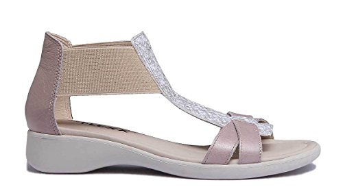 Nude Band Monreal Flexx Comfortable Summer Sandal Ladies The Con gWfH8xnn