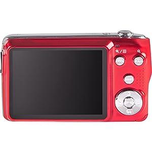Polaroid iEX29 18MP 10x Digital Camera (Red) by Polaroid