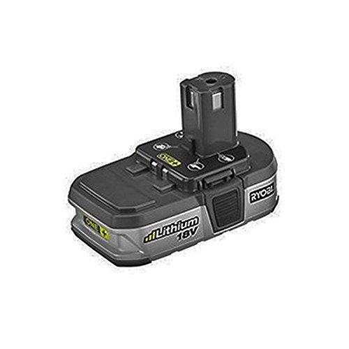 Ryobi P102 Genuine OEM 18V One+ Lithium Ion Compact Battery for Ryobi Cordless Power Tools by Ryobi (Image #2)