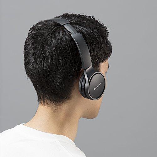 Amazon.com: Panasonic Wireless Stereo Headphone RP-HF400B-K (BLACK)【Japan Domestic genuine products】: Home Audio & Theater