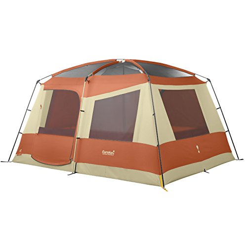 Eureka Copper Canyon 8 Tent – 8 Person, 2 Rooms
