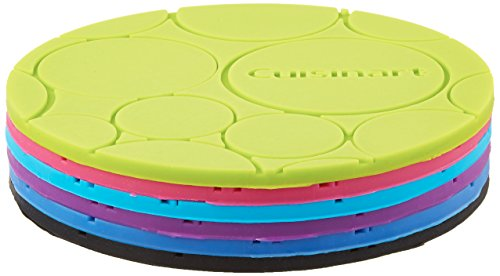 Cuisinart-Silicone-Slip-On-Round-Wine-Glass-Coasters-6-Pack-Assorted-Colors
