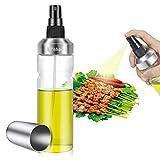 Best Oil Misters - Olive Oil Sprayer, Vakoo Oil Mister Portable Vinegar Review