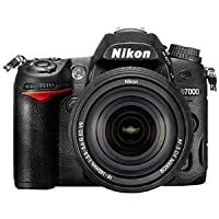 Nikon D7000 16.2MP DX-Format CMOS Digital SLR Camera with 18-140mm f/3.5-5.6G ED VR AF-S DX NIKKOR Zoom Lens, Black