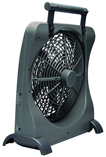O2cool 10 Battery Operated Fan Portable With Ac Adapter
