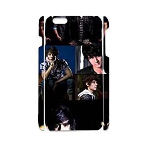 iphone 6 plusd 5.5 Case Pop Mayday Parade Characters Collage Pattern iphone 6 plusd 5.5