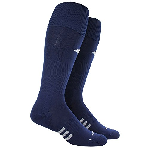 Adidas Climalite NCAA Formotion Elite Socks, Blue Large (Adidas Elite Sock)