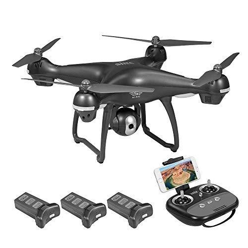 tienda de descuento Cámara Gran Angular Quadcopter 1080P, SJ R C C C S70W 2.4GHz 120 Y Grado, WiFi FPV Drone, Sensor G De Retención De Altitud  a la venta