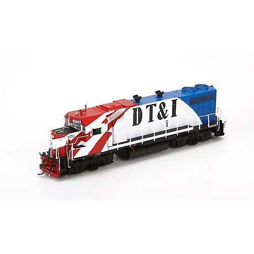 Athearn ATHG65317 HO GP38-2 Phase 1a, DT&I/Bicentennial #1776