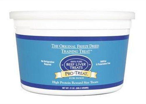 Stewart Freeze Dried Treats 21 oz. Beef Liver, My Pet Supplies