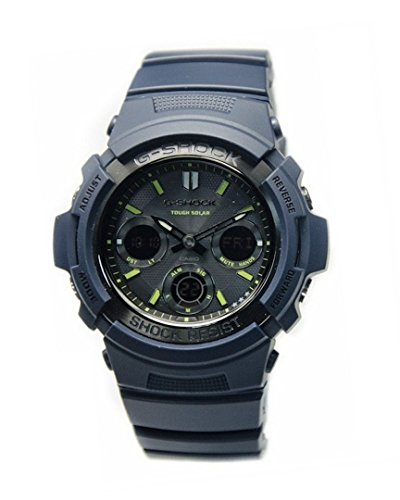 Casio Mens Men's Rubber Watch
