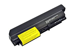 """ATC IBM Lenovo 42T5225 43R2499 42T4530 42T4531 42T5227 42T5262 42T5264 42T5229 41U3196 42t5263 42t5230 41U3197 42T5226 Replacement Notebook Laptop Battery Compatible with Lenovo ThinkPad T400 Series,T400 2764 ThinkPad T400 7417,T61 Series (14.1"""" Widescreen),T61 1959 ,T61 6377 ,T61 6378 ,T61 6379 , T61 6480 ,T61 6481 ,T61 7658 ,T61 7659 ,T61 7660 , T61 7661 , T61 7662 , T61 7663 , T61 7664 ,T61 7665,T61p Series (14.1"""" Widescreen)[10.8V 4400mAh 6-cell]"""
