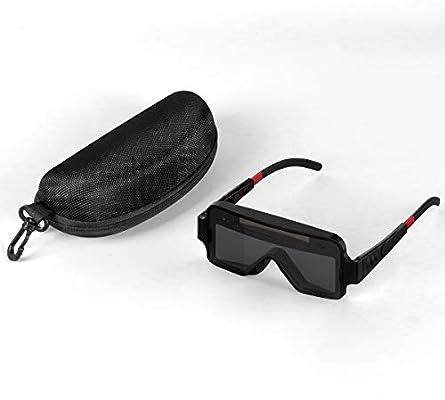 Solar Auto Darkening Welding TIG MIG MMA Goggles Welder Eyes Glasses IM