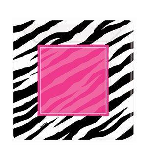 zebra table ware - 8