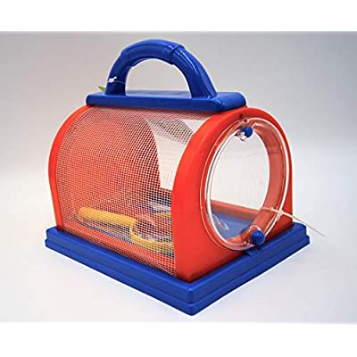 Bug World Insect Cage with Microscope and Tweaser Toy Habitat: Toys & Games