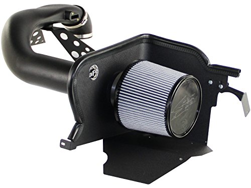 aFe Power Magnum FORCE 51-10512 Ford F-150 Performance Cold Air Intake System (Dry, 3-Layer Filter)