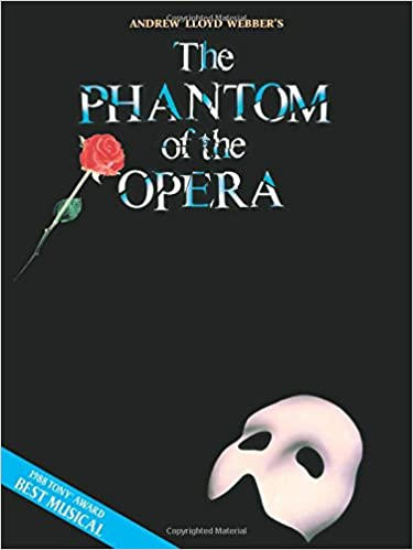 Phantom Of The Opera Souvenir Edition Pianovocal