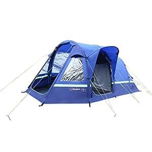 Berghaus Air 4 Tent, Blue, One Size