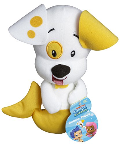 - Nickelodeon Fisher-Price Bubble Guppies, Puppy Plush