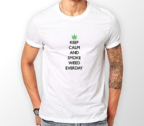 Keep Calm and Smoke Weed Everyday version 2