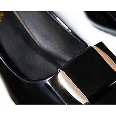 Habillé Soirée à Eté ggx Décontracté Mariage Marche LégèresBout Evénement Chaussures Semelles Légères Femme Talons LvYuan black Semelles amp; Polyuréthane xPwRq87x