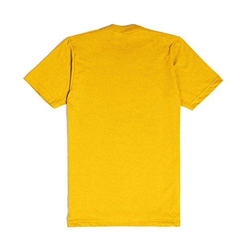 BONNEY LAKE Fight Club | XL Gold T-Shirt
