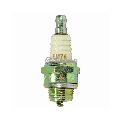 Stens Spark Plug For NGK BM7A 6521 746 John Deere GA10075 Carlton SPCA5Y (from:ozark_sales, (Bm7a Spark Plug)