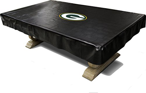 Imperial Officially Licensed NFL Merchandise: Billiard/Pool Table Naugahyde Cover, 8-Foot Table, Green Bay Packers